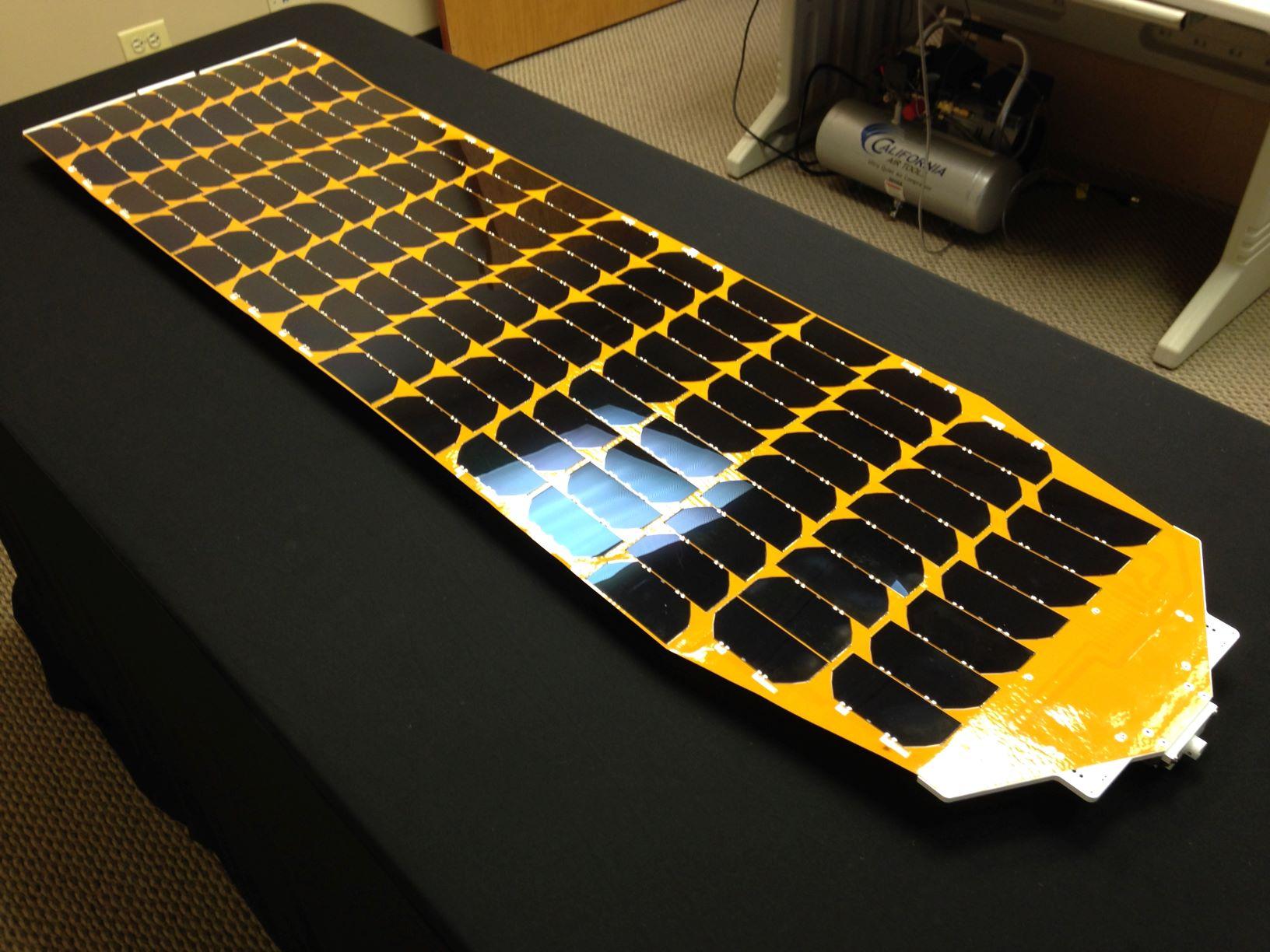 Fold Out Solar Array